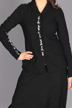 rh210140 - Rundholz Black Label Jacket @ Walkers.Style women's and ladies fashion clothing online shop