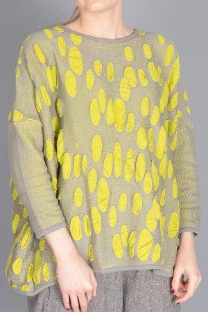 kk210173 - Knit Knit Textured Pullover @ Walkers.Style women's and ladies fashion clothing online shop
