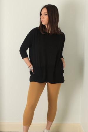 cl210197 - Cut Loose Capri Legging @ Walkers.Style buy women's clothes online or at our Norwich shop.