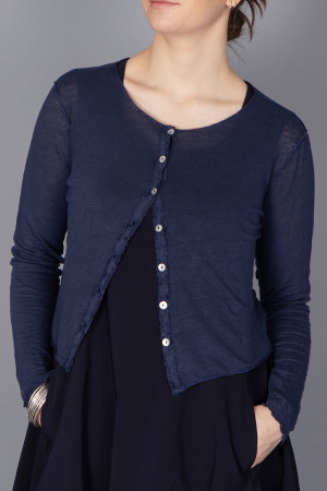 cl210198 - Cut Loose Crop Cardigan @ Walkers.Style women's and ladies fashion clothing online shop