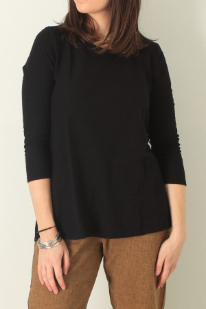 cl210205 - Cut Loose Pocket Top @ Walkers.Style women's and ladies fashion clothing online shop