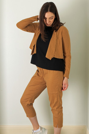 cl210206 - Cut Loose Cropped Cardi @ Walkers.Style buy women's clothes online or at our Norwich shop.