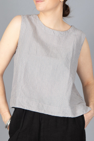 cl210207 - Cut Loose Sleeveless Top @ Walkers.Style women's and ladies fashion clothing online shop