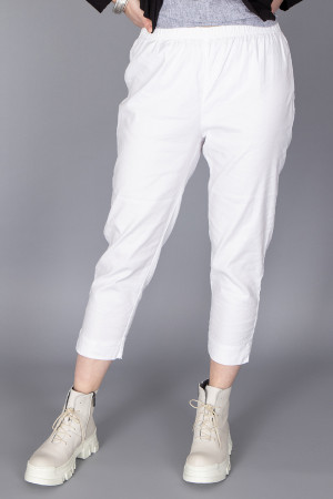 cl210212 - Cut Loose Cropped Trouser @ Walkers.Style women's and ladies fashion clothing online shop