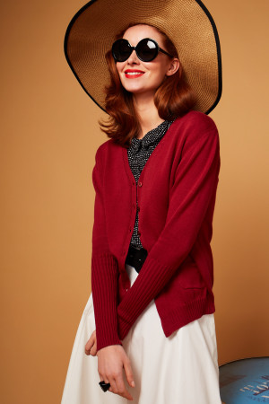 ll210218 - Lilith Daniela Cardigan @ Walkers.Style buy women's clothes online or at our Norwich shop.