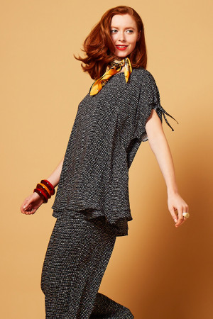 ll210221 - Lilith Djulia Tunic @ Walkers.Style buy women's clothes online or at our Norwich shop.