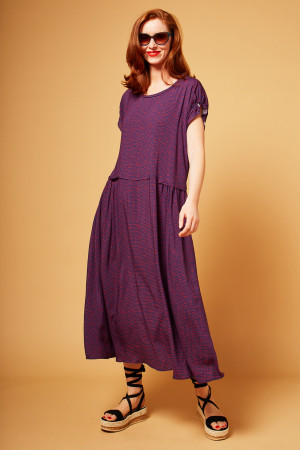 ll210222 - Lilith Dolores Dress @ Walkers.Style buy women's clothes online or at our Norwich shop.