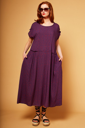 ll210222 - Lilith Dolores Dress @ Walkers.Style women's and ladies fashion clothing online shop