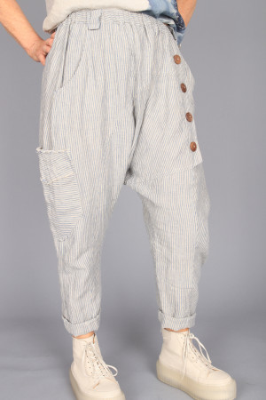 mg210236 - Mara Gibbucci Linen Pants @ Walkers.Style women's and ladies fashion clothing online shop