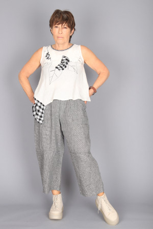 mg210237 - Mara Gibbucci Balloon Trousers @ Walkers.Style buy women's clothes online or at our Norwich shop.