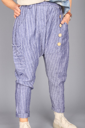 mg210239 - Mara Gibbucci Harem trousers @ Walkers.Style women's and ladies fashion clothing online shop