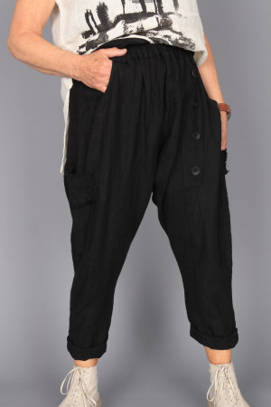 mg210240 - Mara Gibbucci Harem Trousers @ Walkers.Style women's and ladies fashion clothing online shop