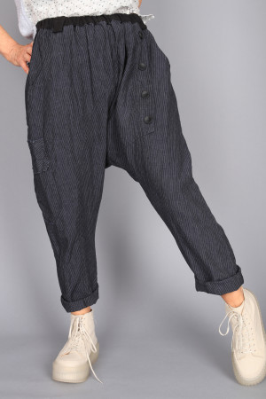 mg210241 - Mara Gibbucci Harem Trousers @ Walkers.Style women's and ladies fashion clothing online shop