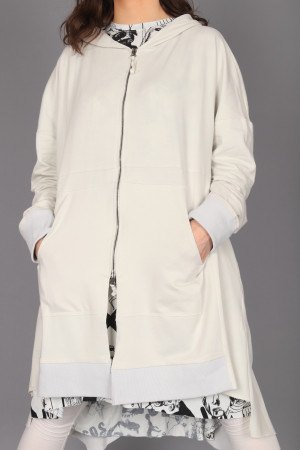po210252 - Pal Offner Oversized Hoodie @ Walkers.Style women's and ladies fashion clothing online shop