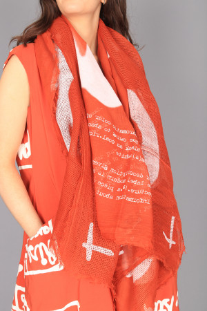 rh210253 - Rundholz Scarf @ Walkers.Style women's and ladies fashion clothing online shop
