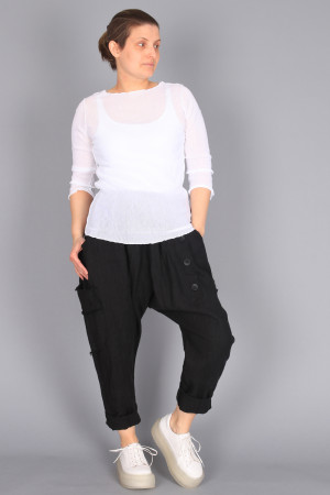 cl210258 - Cut Loose Mesh Top @ Walkers.Style buy women's clothes online or at our Norwich shop.
