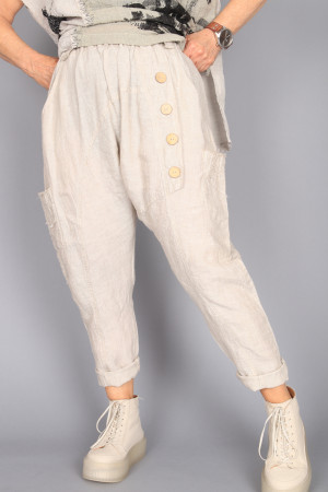 mg210269 - Mara Gibbucci Harem Trousers @ Walkers.Style women's and ladies fashion clothing online shop