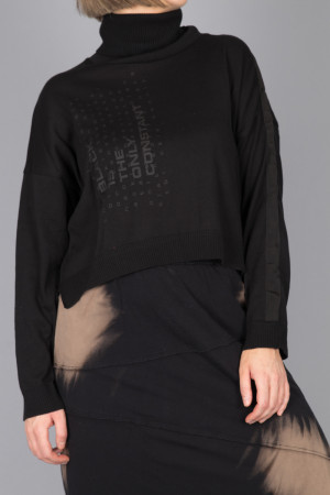 sb215001 - StudioB3 Hannes Sweater @ Walkers.Style women's and ladies fashion clothing online shop