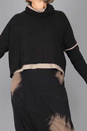 sb215009 - StudioB3 Doublo Jumper @ Walkers.Style women's and ladies fashion clothing online shop