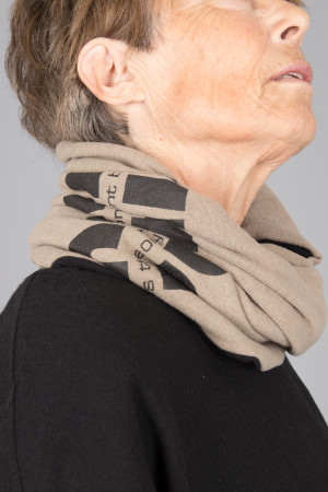 sb215016 - StudioB3 Orine Snood @ Walkers.Style women's and ladies fashion clothing online shop