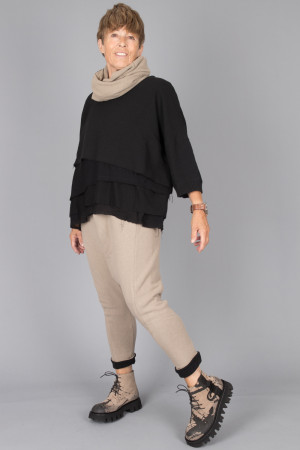 sb215021 - StudioB3 Doube Pants @ Walkers.Style buy women's clothes online or at our Norwich shop.