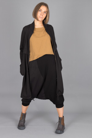 ew215026 - Elsewhere Harem Trousers @ Walkers.Style buy women's clothes online or at our Norwich shop.