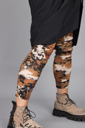 ew215028 - Elsewhere Print Leggings @ Walkers.Style women's and ladies fashion clothing online shop