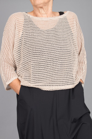 ew215032 - Elsewhere Short Knit Top @ Walkers.Style women's and ladies fashion clothing online shop