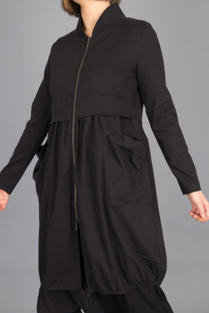 ew215033 - Elsewhere Twill Coat @ Walkers.Style women's and ladies fashion clothing online shop