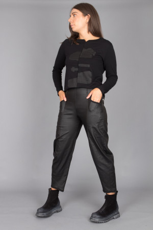 lb215038 - Lurdes Bergada Cropped Trousers @ Walkers.Style buy women's clothes online or at our Norwich shop.