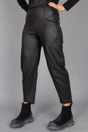 lb215038 - Lurdes Bergada Cropped Trousers @ Walkers.Style women's and ladies fashion clothing online shop