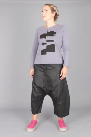 lb215040 - Lurdes Bergada Low Crotch Pants @ Walkers.Style buy women's clothes online or at our Norwich shop.