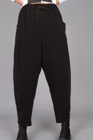 lb215044 - Lurdes Bergada Cropped Pants @ Walkers.Style women's and ladies fashion clothing online shop