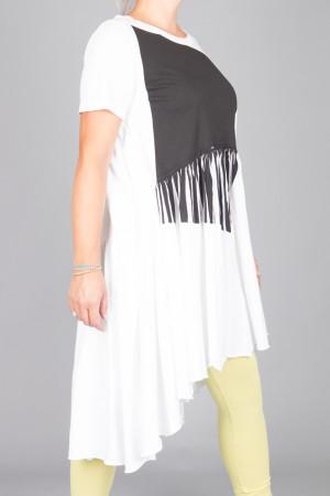 lb215046 - Lurdes Bergada Printed Dress @ Walkers.Style women's and ladies fashion clothing online shop
