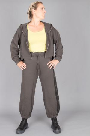 lb215049 - Lurdes Bergada Jogger Pants @ Walkers.Style buy women's clothes online or at our Norwich shop.