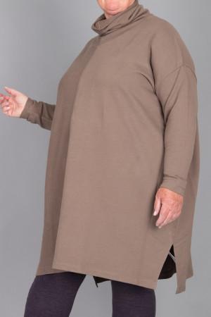 lb215050 - Lurdes Bergada Oversize Dress @ Walkers.Style women's and ladies fashion clothing online shop