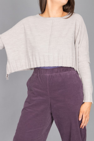lb215053 - Lurdes Bergada Knitted Pullover @ Walkers.Style women's and ladies fashion clothing online shop