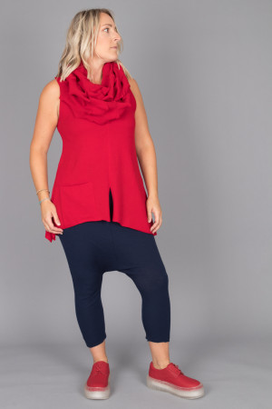 pc215064 - Philomena Christ Sleeveless Top @ Walkers.Style buy women's clothes online or at our Norwich shop.