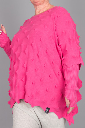 pc215065 - Philomena Christ Hedgehog Sweater @ Walkers.Style women's and ladies fashion clothing online shop
