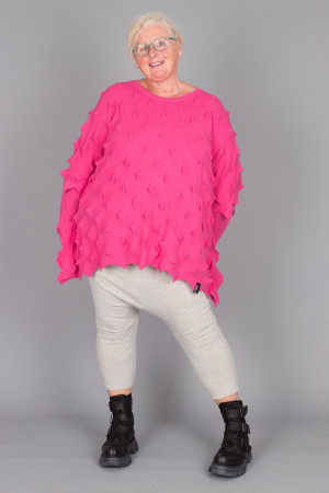 pc215065 - Philomena Christ Hedgehog Sweater @ Walkers.Style buy women's clothes online or at our Norwich shop.