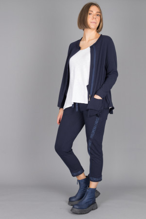 pc215072 - Philomena Christ Zip Jacket @ Walkers.Style buy women's clothes online or at our Norwich shop.