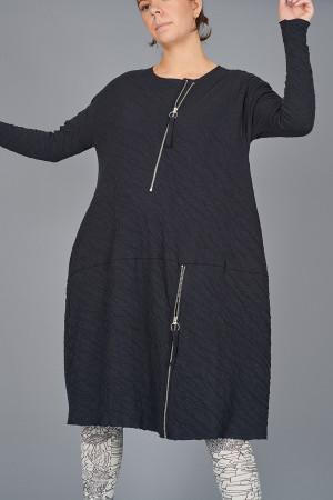gz215083 - Grizas Zip Dress @ Walkers.Style women's and ladies fashion clothing online shop