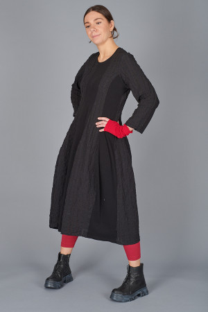 gz215084 - Grizas Texture Dress @ Walkers.Style buy women's clothes online or at our Norwich shop.