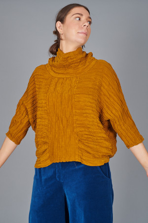 gz215086 - Grizas Textured Top @ Walkers.Style women's and ladies fashion clothing online shop