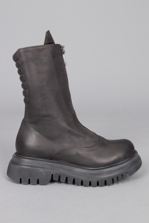 lf215088 - Lofina Tall Zip Boots @ Walkers.Style women's and ladies fashion clothing online shop
