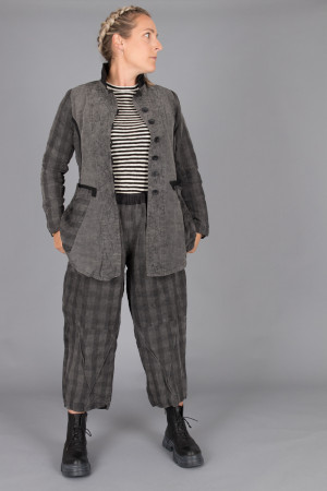 mg215096 - Mara Gibbucci Grey Jacket @ Walkers.Style buy women's clothes online or at our Norwich shop.