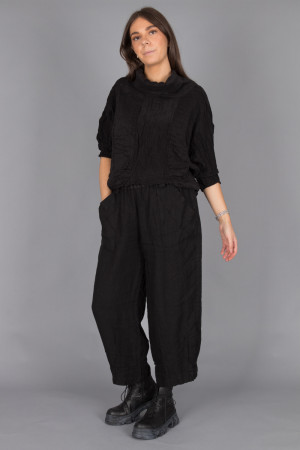 mg215099 - Mara Gibbucci Linen Pants @ Walkers.Style buy women's clothes online or at our Norwich shop.