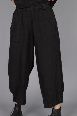 mg215099 - Mara Gibbucci Linen Pants @ Walkers.Style women's and ladies fashion clothing online shop