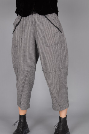 mg215102 - Mara Gibbucci Check Pants @ Walkers.Style women's and ladies fashion clothing online shop