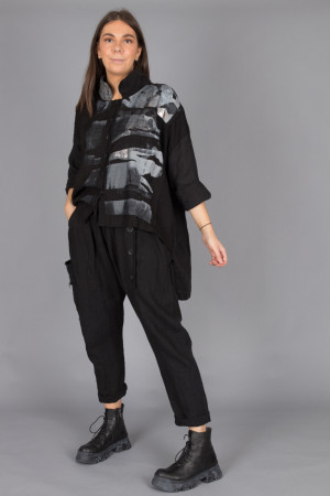 mg215103 - Mara Gibbucci Black Pants @ Walkers.Style buy women's clothes online or at our Norwich shop.